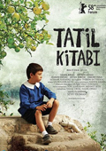 London Turkish Film Festival - Summer book / Tatil kitabi